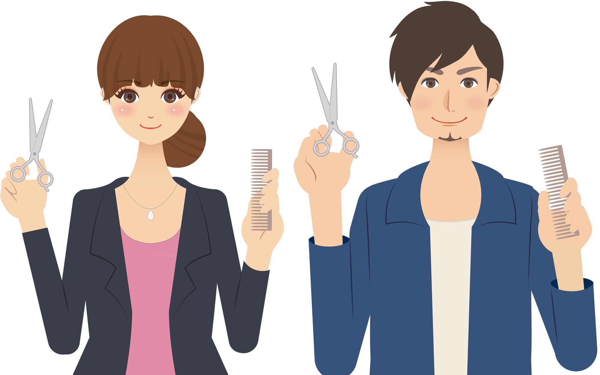 美容師の気になるファッションを選ぶポイント