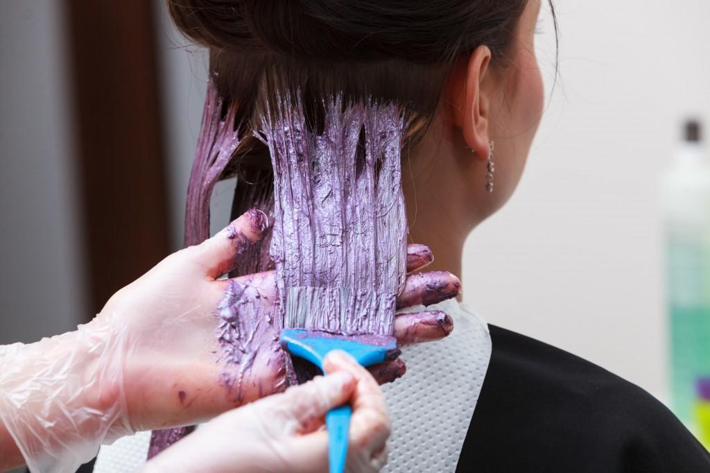 カラー施術イメージ