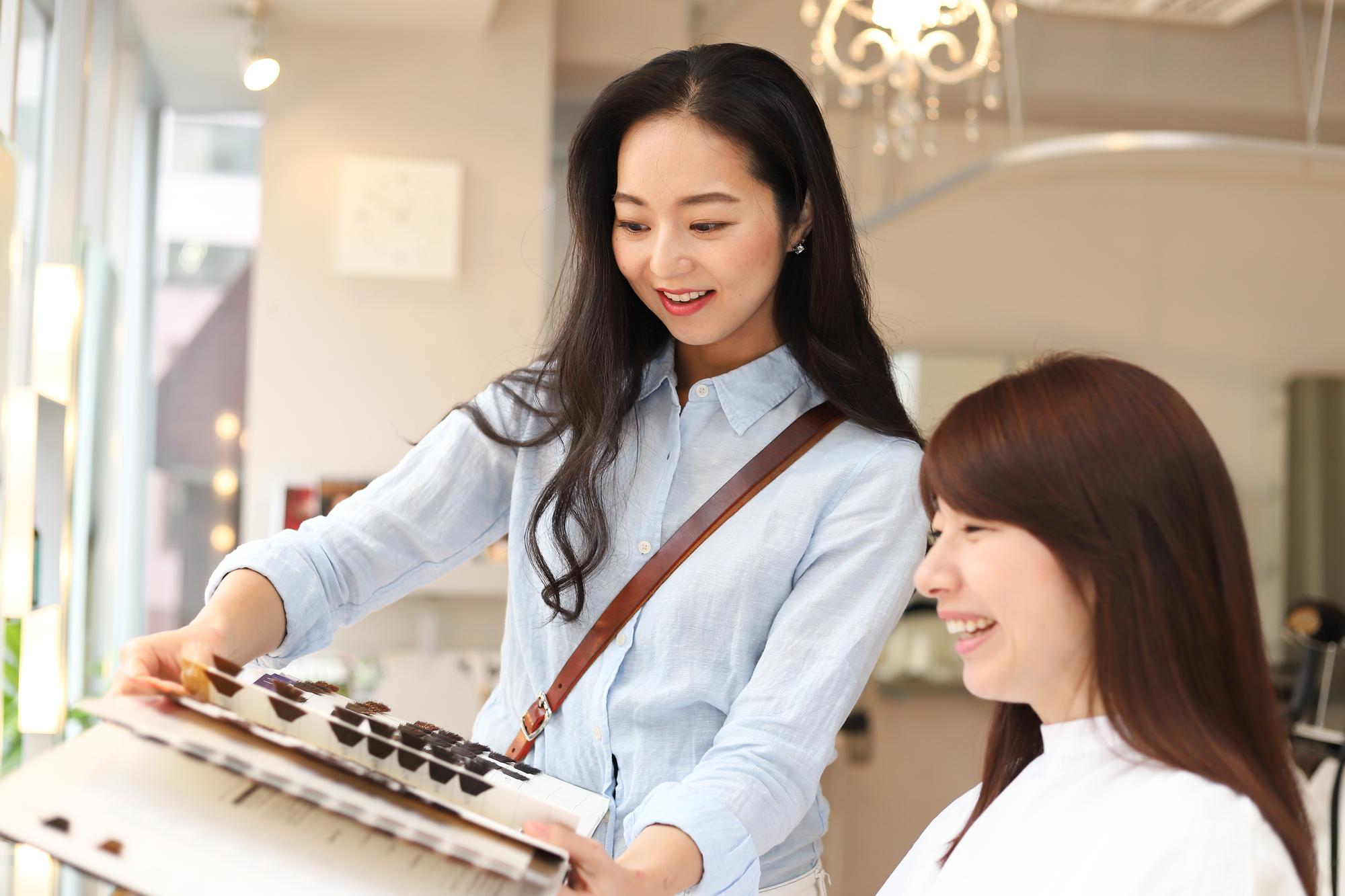 美容師はカウンセリングが苦手でも大丈夫!? ベテランが「絶対に確認している項目」とは?